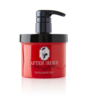 *BF JOHNNY B AFTER SHAVE BALM 12oz