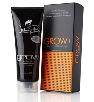 JOHNNY B GROW+ SHAMPOO 8oz TUBE