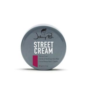 NEW JOHNNY B STREET CREAM 3oz