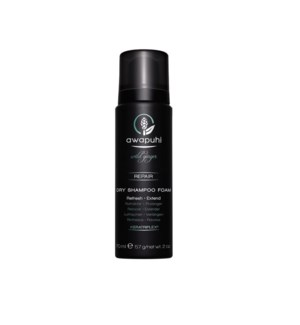 AWG 70ml Dry Shampoo Foam 2.0oz PM