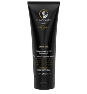 100ml MIRROR Smooth Shampoo 3.4oz