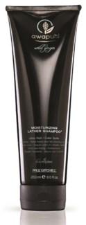 AWG 250ml Moisturizing Lather Shampoo 8.5oz