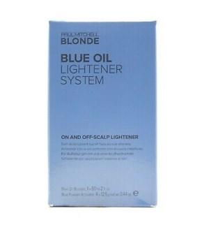 Blue Oil Lightener Powder Activator, 0.44 oz PM