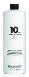 Litre 10 Volume Cream Developer PM 33.8oz