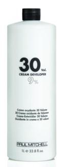 Litre 30 VolumeCream Developer PM 33.8oz