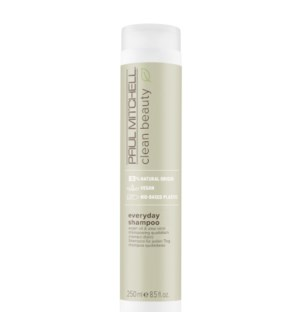 250ml Clean Beauty EVERYDAY Shampoo 8.5oz PM