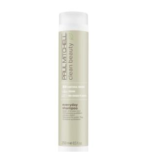 250ml Clean Beauty EVERYDAY Shampoo 8.5oz PM