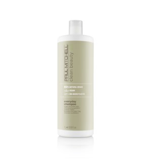 Litre Clean Beauty EVERYDAY Shampoo 33.8oz  PM