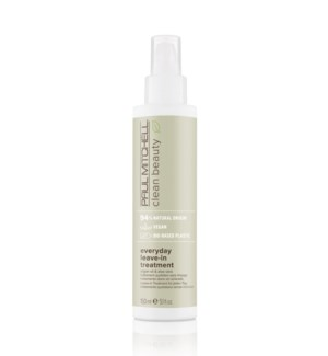 @ 150ml Clean Beauty EVERYDAY Leave In Treatment 5.1oz PM