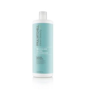 Litre Clean Beauty HYDRATE Shampoo 33.8oz PM