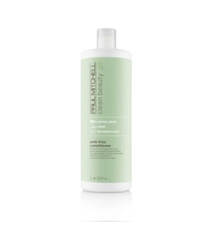 Litre Clean Beauty SMOOTH Conditioner 33.8oz PM ANTI FRIZZ