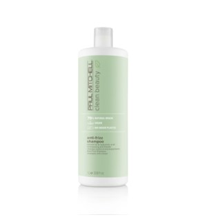 Litre Clean Beauty SMOOTH Shampoo 33.8oz PM ANTI FRIZZ