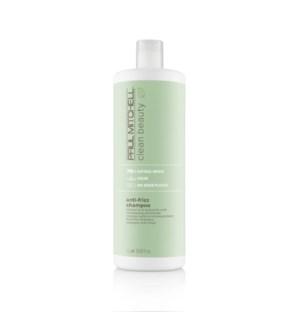 Litre Clean Beauty SMOOTH Shampoo 33.8oz PM ANTI FRIZZ