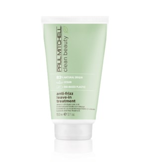@ 150ml Clean Beauty Smooth Leave In Treatment Anti Frizz 5.1oz