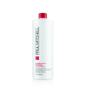 Litre Fast Drying Sculpting Spray 33.8oz 80% VOC