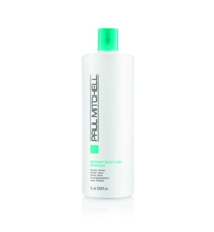 Litre Instant Moisture Shampoo 33.8oz