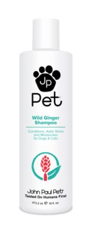 PET 500ml Wild Ginger Shampoo 16oz
