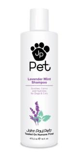 PET 500ml Lavender Mint Shampoo 16oz
