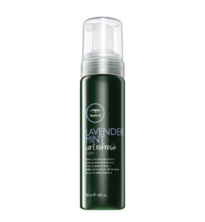 200ml Lavender Mint Curl Refresh Foam