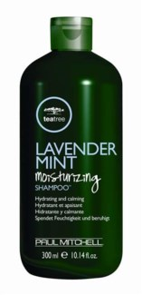 300ml Lavender Mint Moisturizing Shampoo 10.14oz