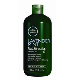 300ml Lavender Mint Moisturizing Shampoo 10.14oz