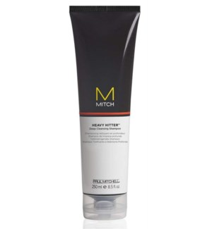 250ml MVRCK Heavy Hitter Deep Cleaning Shampoo