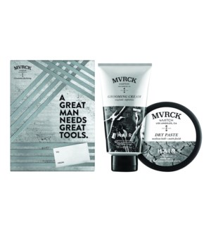 MVRCK A Great Man Needs Great Tools HAIR Gift Set HD2020