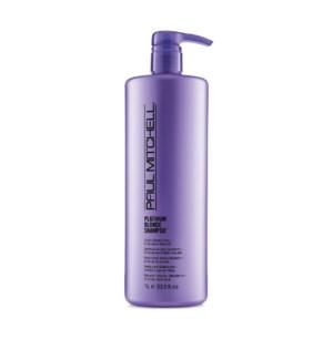 Litre Platinum Blonde Shampoo 33.8oz