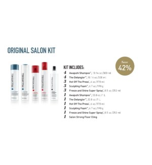 Original Salon Starter Kit PM