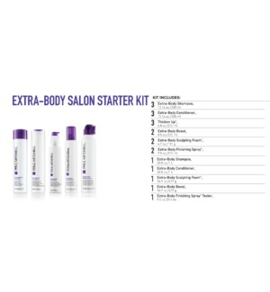 Extra Body Salon Starter Kit PM