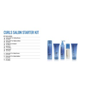 Truth About Curls Salon Starter Kit PM CSLN19