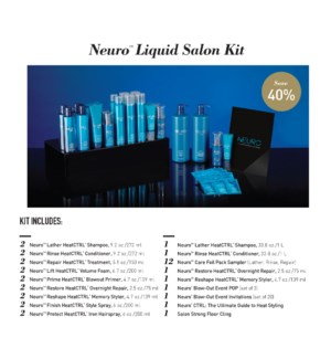Neuro Liquid Salon Kit