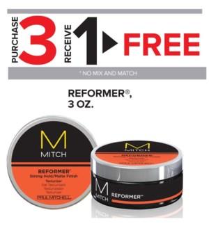 !  3+1 Mitch Reformer MA2020