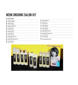 Neon Style Salon Starter Kit NSDSLC18
