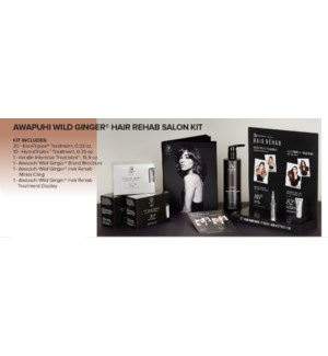 AWG Hair REHAB Salon Kit MA19