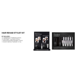 AWG Hair REHAB Stylist Kit MA19