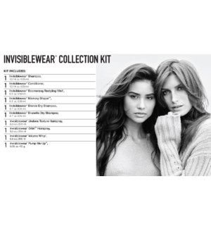 INVISIBLEWear Collection Kit 2019 PM