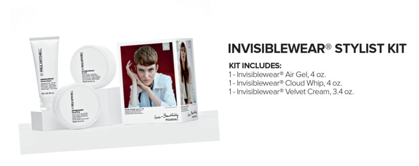 INVISIBLEwear Stylist Kit JF19