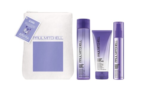 Forever Blonde Trio Collection Kit PM MJ19