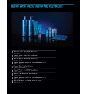 NEURO Wash House Repair and Restore Kit - NSTYC19