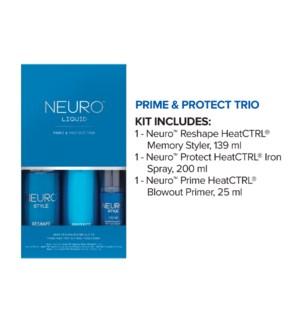 NEURO Style Prime & Protect Trio Kit MA2020