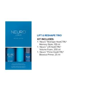 NEURO Natural Lift & Shape Trio Kit MA2020