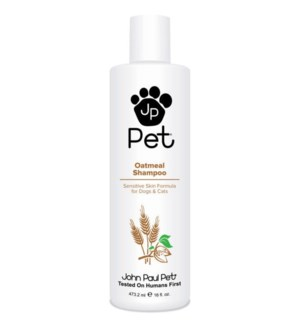 Pet 500ml Oatmeal Shampoo 16oz.