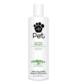 Pet 500ml Tea Tree Shampoo 16z