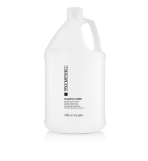 3.6L Clarifying Shampoo Three PM Gallon FP