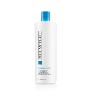 Litre Clarifying Shampoo Three 33.8oz