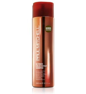 * 250ml Ultimate Color Repair Shampoo 8.5oz