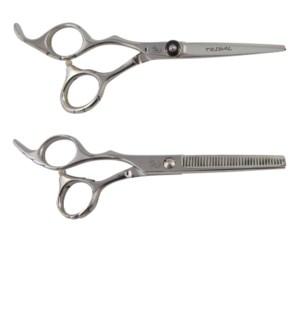"KAT 5.5"" LEFTY Scissor & Thinners Kit"