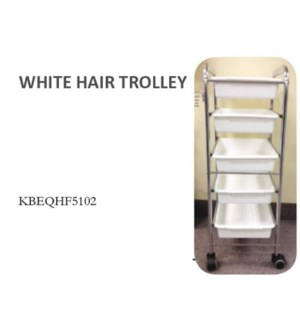 White Hair Trolley HF-5102