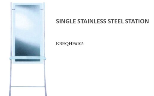 Stainless Steel Mirror Station HF6103S
